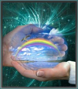 окружающий мир и чакры