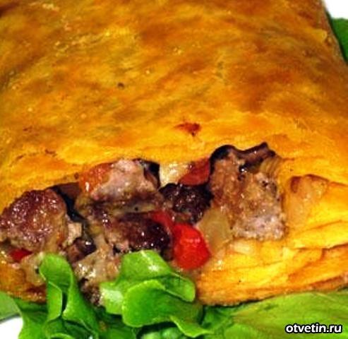 рецепт приготовления бурито по мексикански